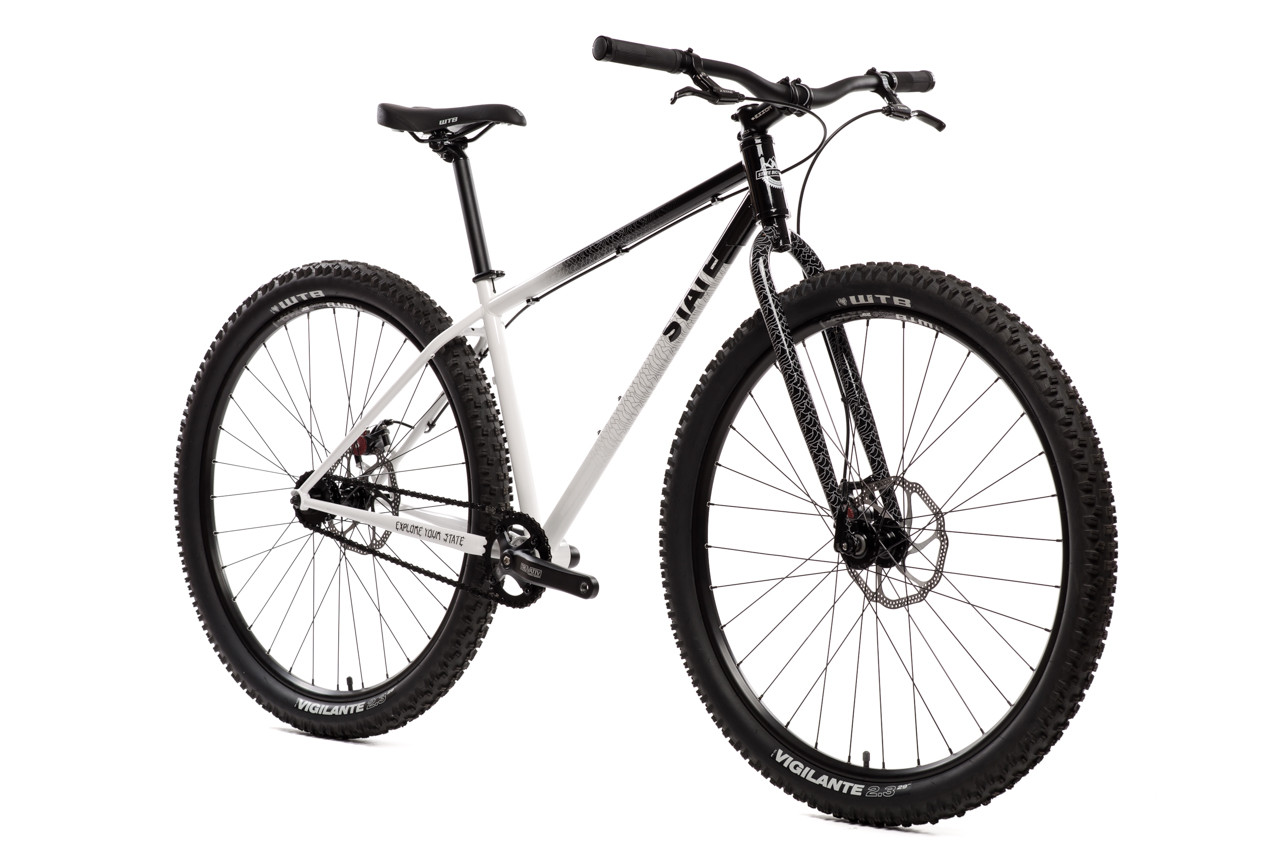 State Bicycle Co 29er Single Speed MTB STD 25
