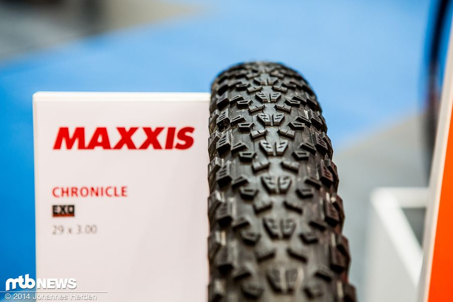 Maxxis chronicle EB2015